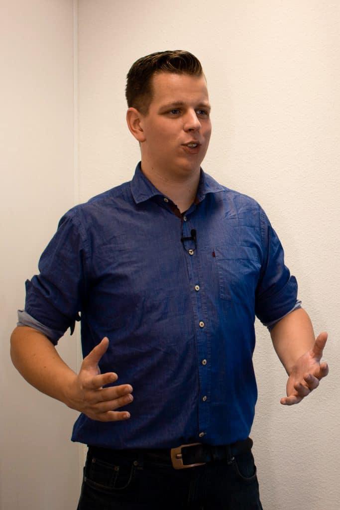 Jan Kreuk spreker